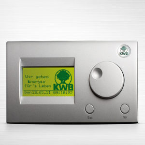KWB Comfort Control System